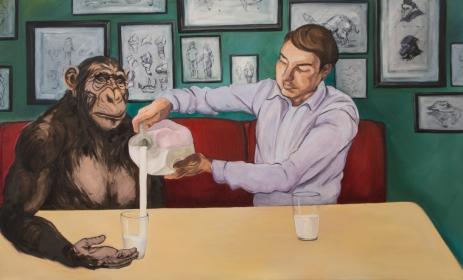 Darwin's Diner (Monkey See, Monkey Do)